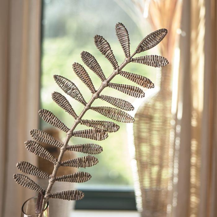Rivièra-Maison Rivièra Maison Rustic Rattan Leaf Bamboo