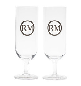 Rivièra-Maison RM LOVE RM BEER GLASS 2 PIECES