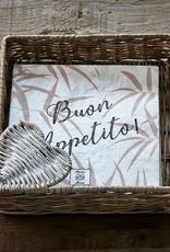 Rivièra-Maison Rivièra Maison Rustic Rattan Heart Napkin Holder