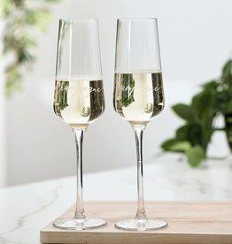 Rivièra-Maison RM Champagne Glass 2 pcs