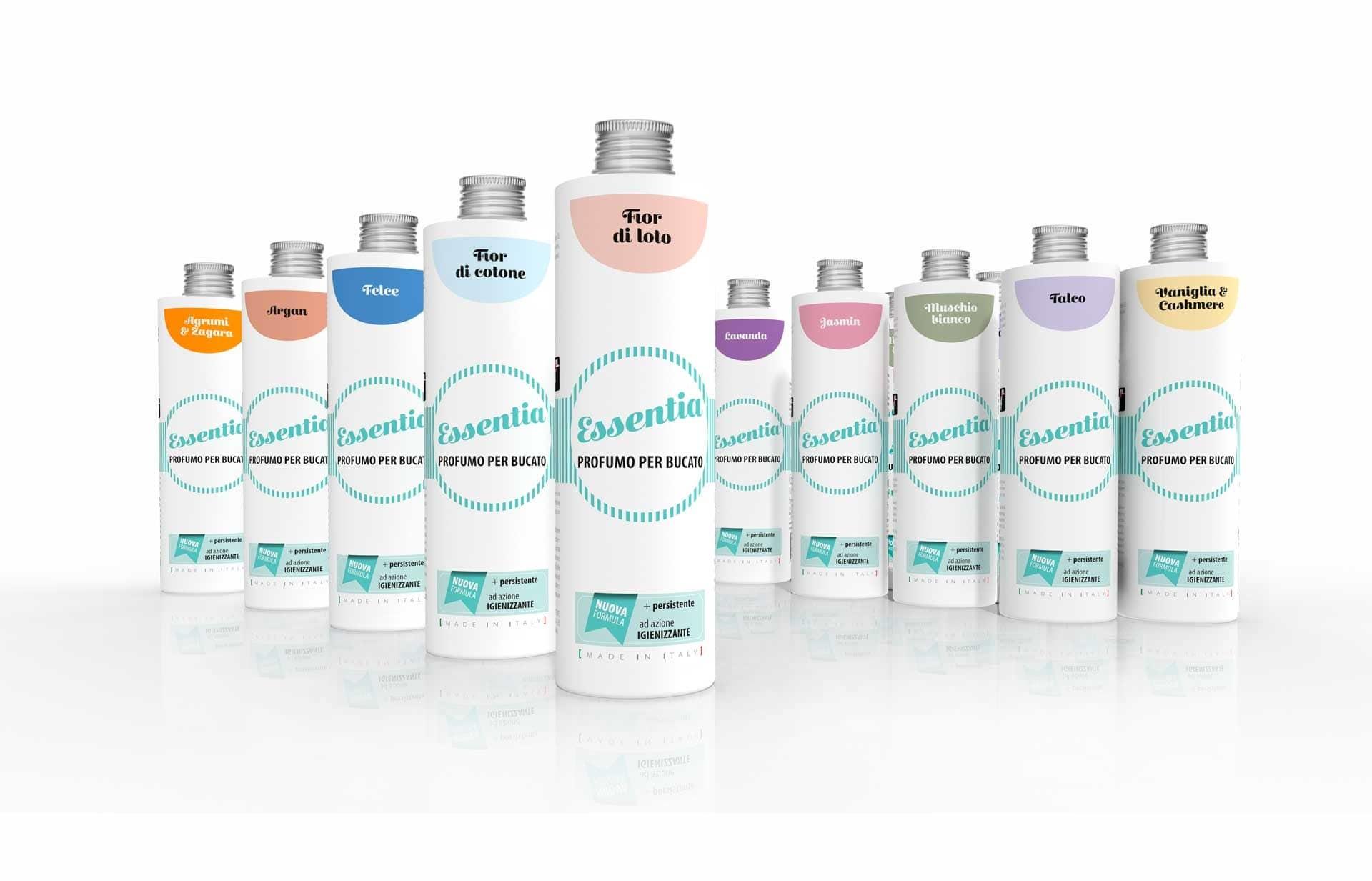 Wasgeluk WASGELUK GESCHENKDOOS ESSENTIA 10 Flessen van 50 ML