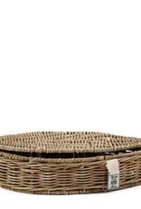Rivièra-Maison Rivièra Maison Rustic Rattan Tea Leaf Tea Box