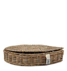 Rivièra-Maison RM Rustic Rattan Tea Leaf Tea Box