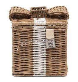 Rivièra-Maison RM Rustic Rattan Lovely Bow Tissue Box