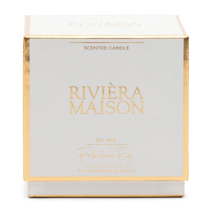 Rivièra-Maison Rivièra Maison Fabulous Fig Scented Candle