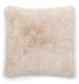 Rivièra-Maison RM Faux Fur Pillow Cover beige 50x50