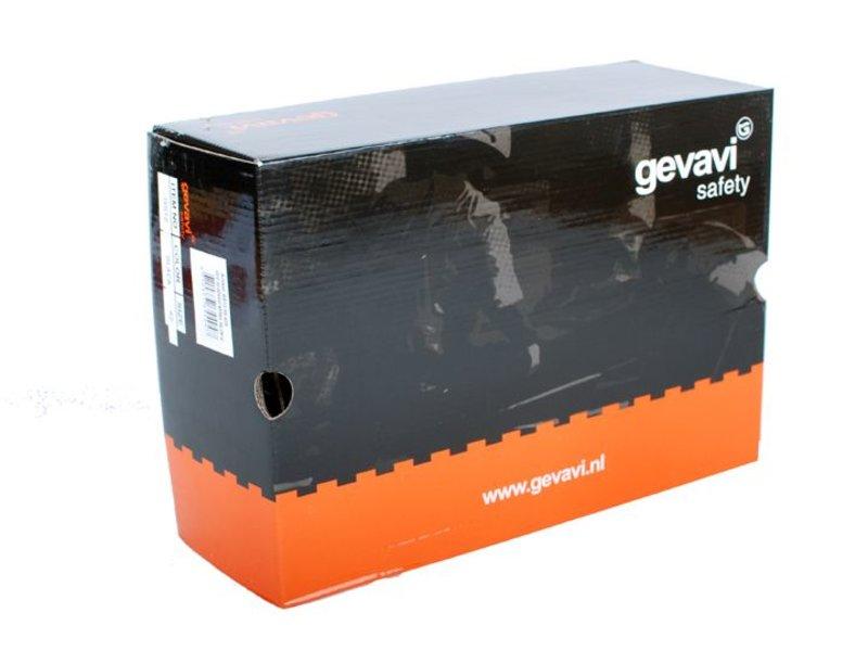 GEVS GS12 - GEVAVI SAFETY HOGE VEILIGHEIDSSCHOEN S3 ZWART
