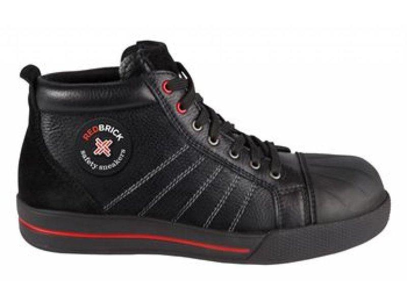 Redbrick Onyx zwart S3 boot