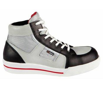 Redbrick Redbrick Marble zw./wit S1P boot