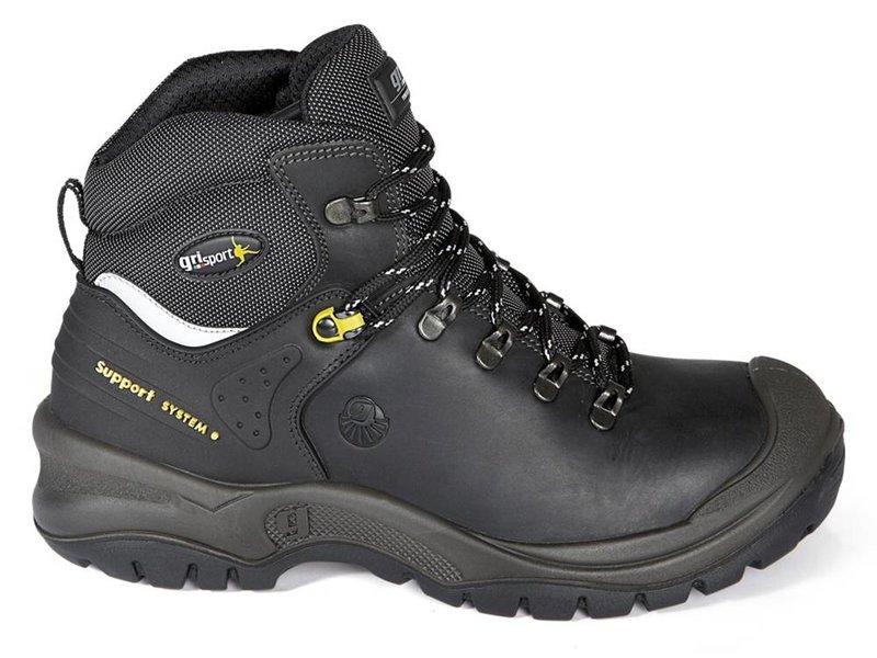 Grisport 70211L Zwart S3 UK boot Sympatex