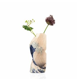 NEW: Paper Vase Cover The Wave (small)