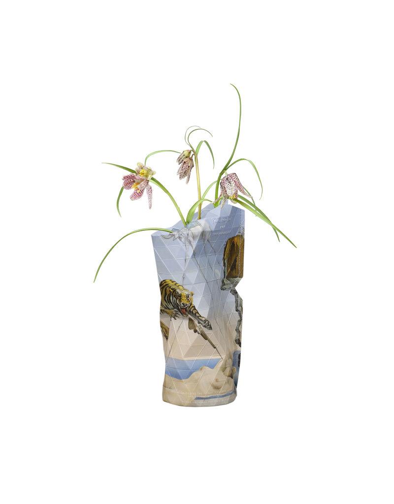 Paper Vase Cover The Dream - Dali (small)