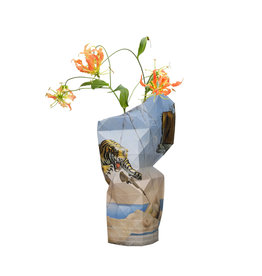 NEW: Paper Vase Cover The Dream - Dali