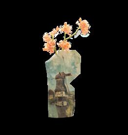Paper Vase Cover Windmill - Gabriël