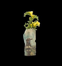 Paper Vase Cover Windmill - Gabriël (small)