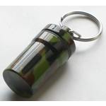 GC webwinkel Micro Cache container - capsule (camouflage)