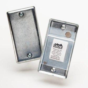 Cache Advance Micro Montage plaat cache