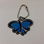 Cache Advance Tag Cachekinz - Vlinder - glitter