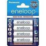 Panasonic Eneloop AA 2000mAh (4 st)