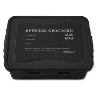 CacheQuarter Regular container Urban - 1,2 l
