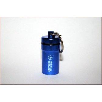 CacheQuarter Micro container - NACRO (blauw)