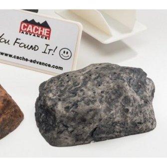 Cache Advance Micro Steen cache - grijs