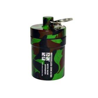CacheQuarter Small container - ALCON (camouflage)