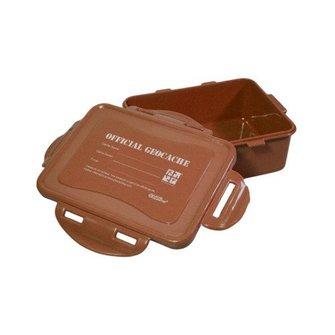 CacheQuarter Small container Wood - 0,7l