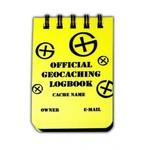 CacheQuarter Spiraal small logboek - A8