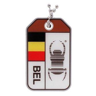 Groundspeak Travel Bug® Origins - BELGIË