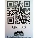 Cache Advance QR-Code talker - groot