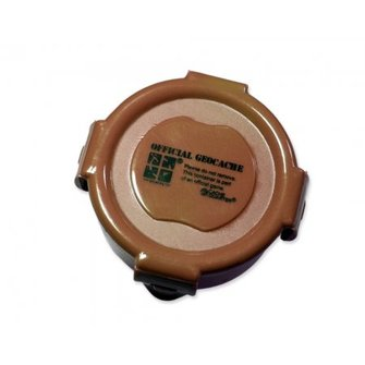 CacheQuarter Small container Wood - 0,12 l