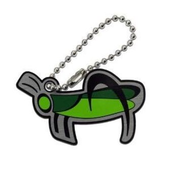 Cache Advance Trackable tag Cachekinz™ insect: Sprinkhaan