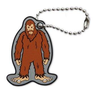 Cache Advance Trackable tag Cachekinz™ - Bigfoot