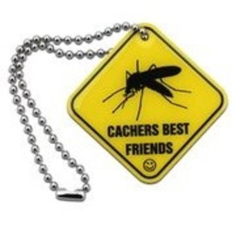 Cache Zone Trackable tag Cacher's best Friend - Mug