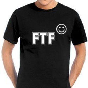 CacheQuarter kinder T-shirt - FTF, in 2 kleuren