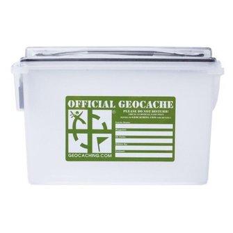 Groundspeak Regular munitiebox container - 3 l