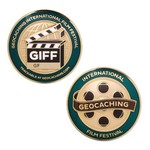 Groundspeak Geocoin International Film Festival