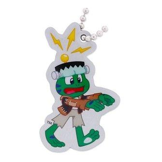 Groundspeak Trackable tag - Signal the Frog - Frankenstein