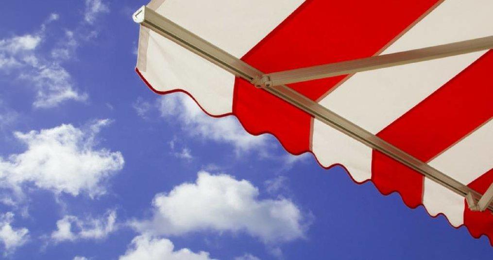 Zonnescherm reinigen & impregneren? Gebruik het 3-stappenplan van Ultramar!
