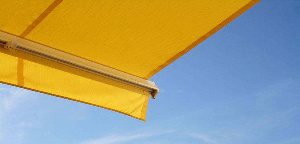 Zonnescherm reinigen: 3-stappenplan