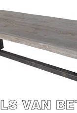Stalen onderstel Fedde 240 x 100cm