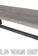 Stalen onderstel Fedde 300 x 100cm
