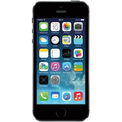 Apple iPhone 5S 64GB Zwart