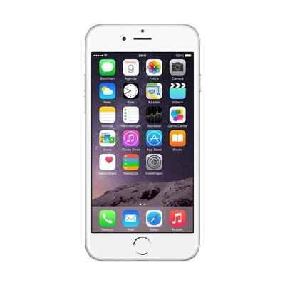 Apple iPhone 6 128GB Wit