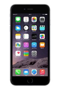 Apple iPhone 6 Plus 128GB Zwart