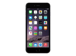 Apple iPhone 6 Plus 16GB Zwart