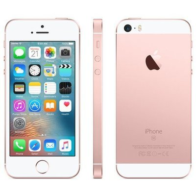 Apple iPhone SE 16GB Roségoud