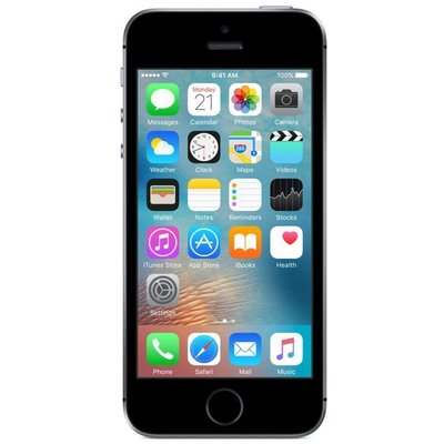 Apple iPhone SE 16GB Zwart