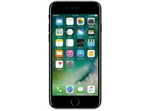 Apple iPhone 7 256GB Gitzwart